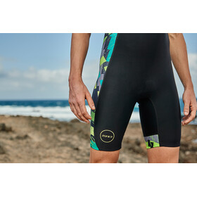 Zone3 Activate+ SS Trisuit Men electric sprint